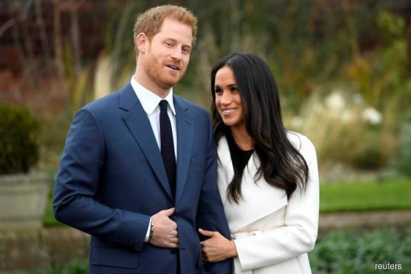 UK's Prince Harry and Meghan Markle to marry in Windsor in May