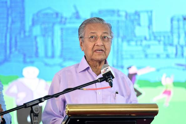 Tun M: Government intervention is necessary to ensure everyone has a roof over their heads