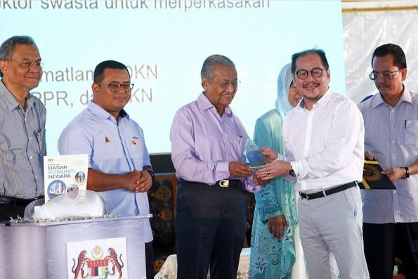 Companies make CSR commitments to enhance lives of PPR residents