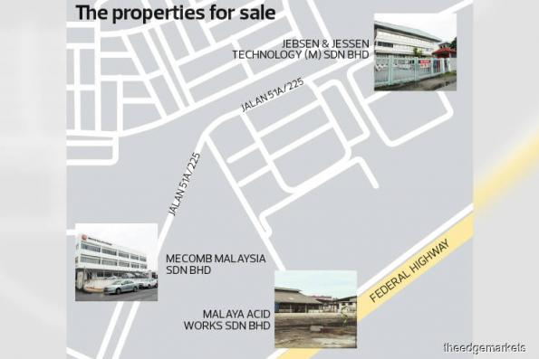 Relocating from PJ industrial area to unlock value