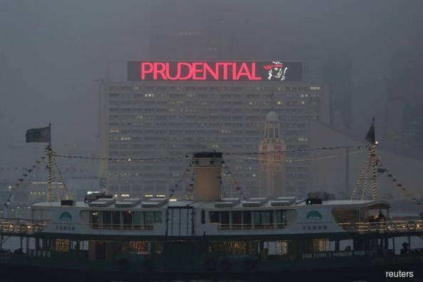 Prudential sees profit boost from Asia, demerger holds on track
