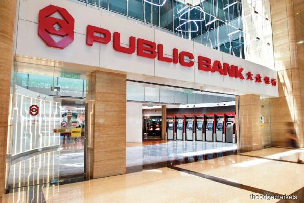 Public Bank's loan growth seen at below 5% this year