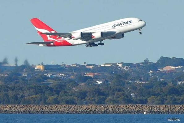 Australian Qantas A380 gets rare 'jolt' from wake turbulence