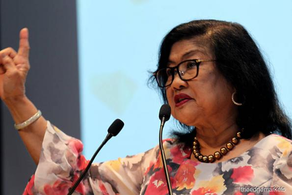 Rafidah resigns as Supermax chairman after Stanley Thai's apology to Najib