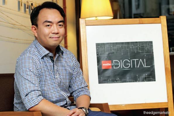 Media Prima to grow digital business via M&A