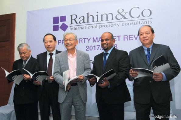 'Property market stabilising now'