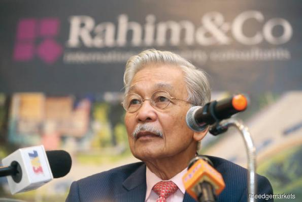 Malaysian property market to further stagnate in 2019 — Rahim & Co