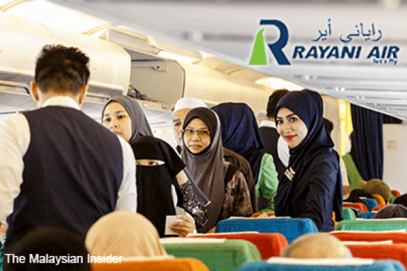 Rayani Air loses licence to operate as a commercial airline