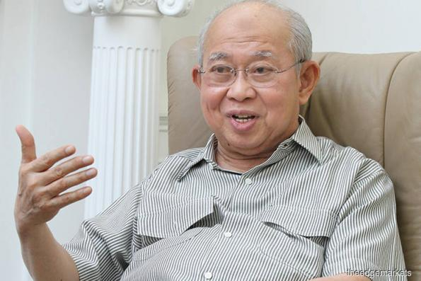 Razaleigh wants 11MP review to address widening income disparity
