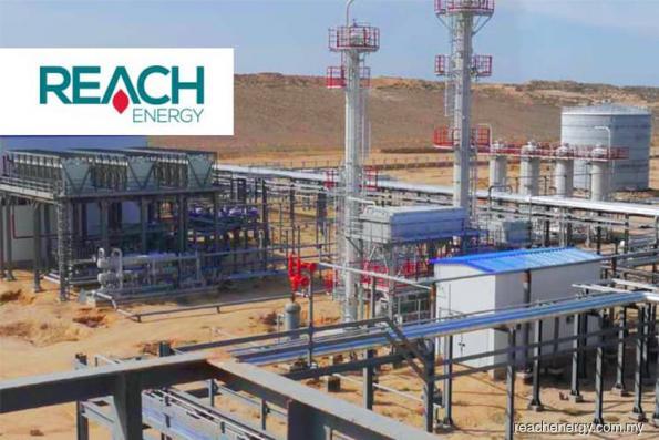 Reach能源North Kariman油田获准试产