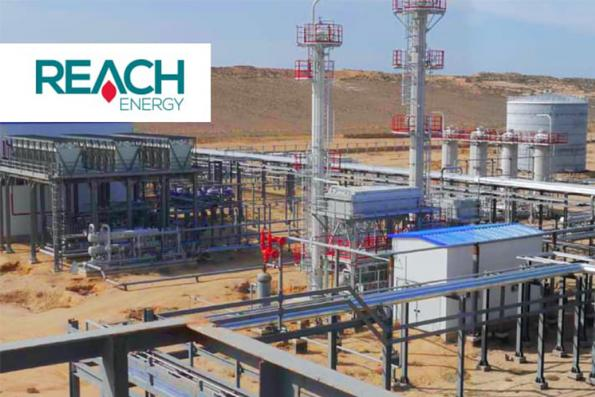 Reach Energy said Y-3 exploration well to lift reserves