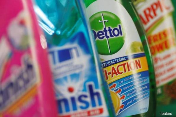 Reckitt takes hit from stumbling Scholl and price pressure