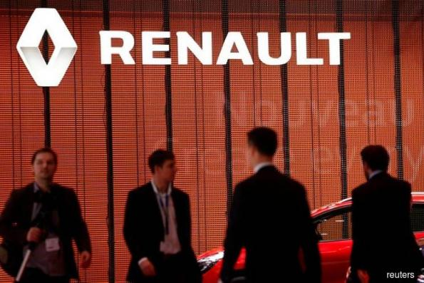 Renault sales growth falters on Asia setbacks
