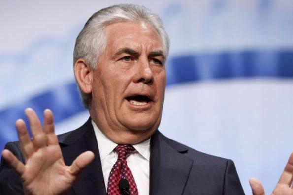 US wants stronger India economic, defense ties given China's rise — Tillerson