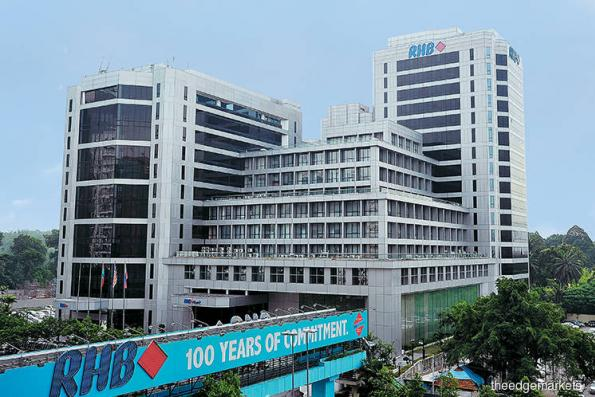RHB falls as Aabar sells shares near low end of price range