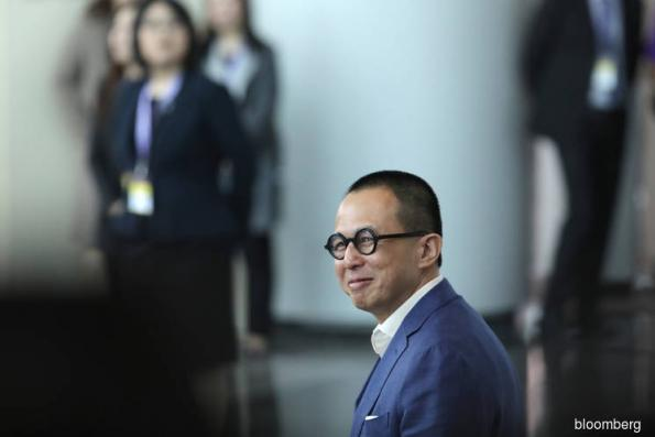 Billionaire Richard Li's FWD said to mull Singapore dual-class IPO
