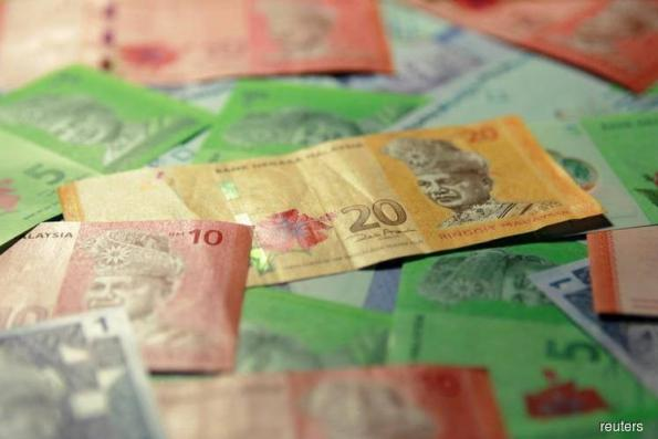AmBank Research expects ringgit to trade between 4.2261 and 4.2429 today vs USD