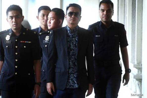 Prosecution seeks to transfer Rizal's case to same court with Rosmah's