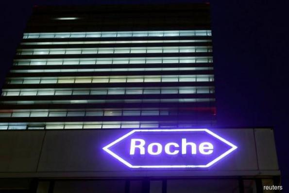 Roche gets US$12b stock boost from positive cancer, haemophilia results