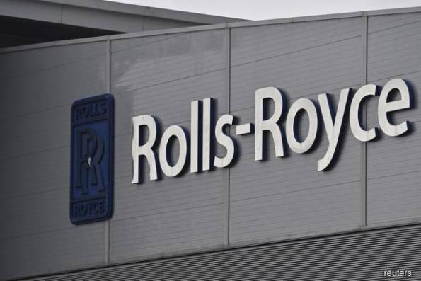 Rolls-Royce shares jump as commercial marine unit goes on block
