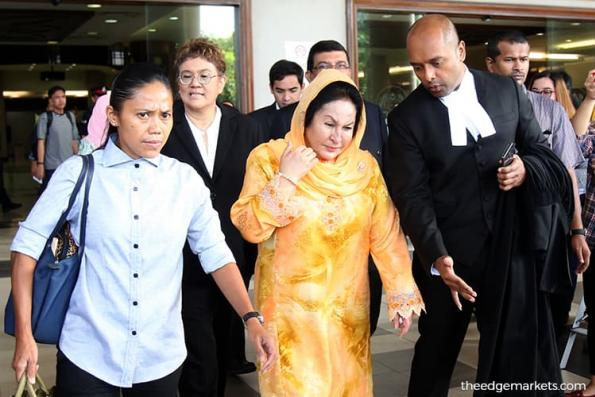 Rosmah, Rizal, Ku Nan called by MACC