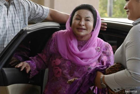 Rosmah's defence team objects to transfer of graft case to High Court