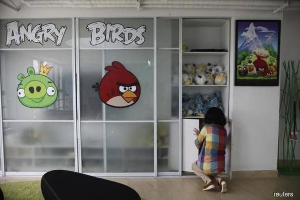 Angry Birds maker Rovio pummelled after profit warning