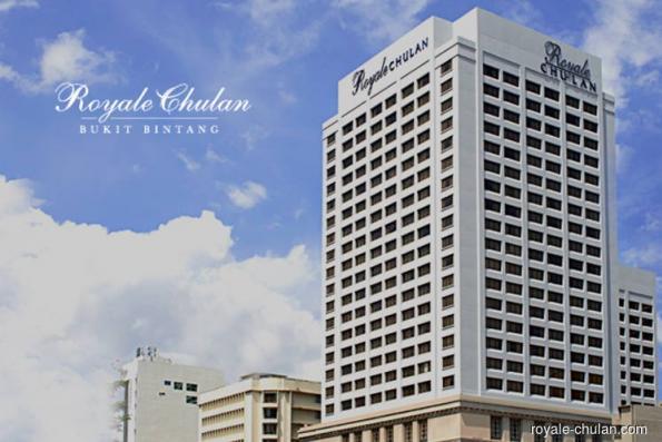 国防部:Boustead售酒店未有定案