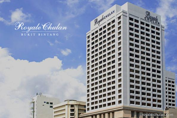Royale Chulan Bukit Bintang sale yet to be approved — Mindef official