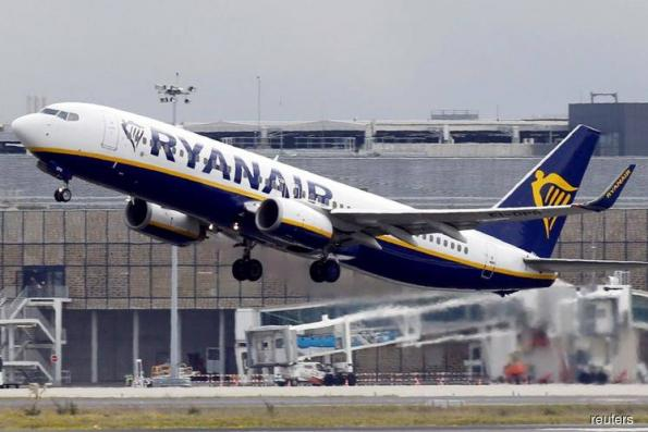 Ryanair cabin crew in four countries to strike