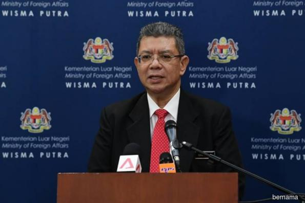No Malaysians among casualties in Utrecht tram shooting — Saifuddin