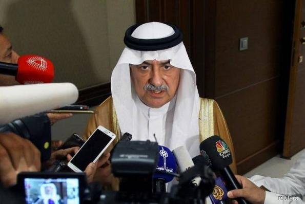 Saudi minister previously detained in corruption crackdown to head Davos delegation