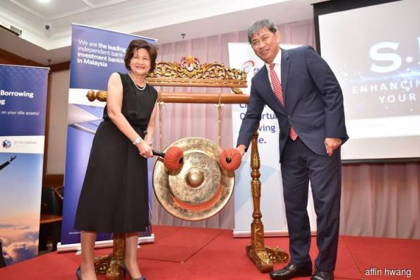 Affin Hwang launches securities borrowing & lending for retail investors