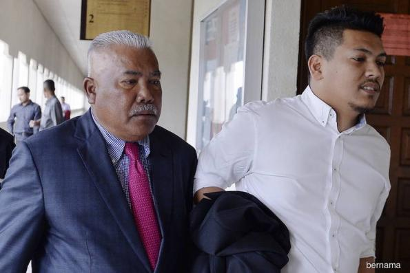 Former KKLW Sec-Gen and son jailed and fined for taking bribes