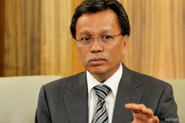 Mohd Shafie tables surplus Budget of RM4.16 billion