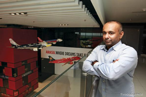 AirAsia looks to data for savings, profit boost