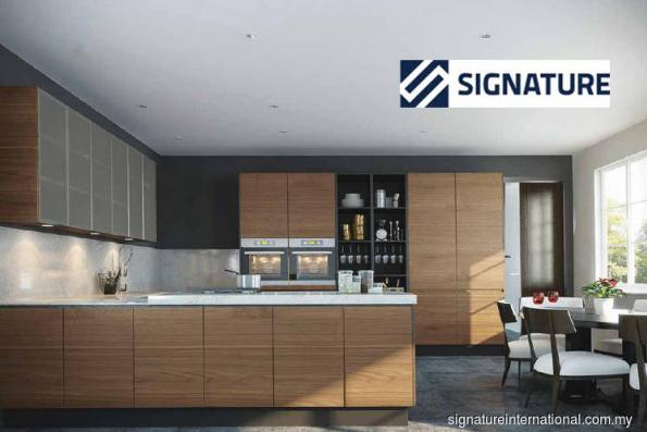Signature up 5.74% on upgrade, positive outlook