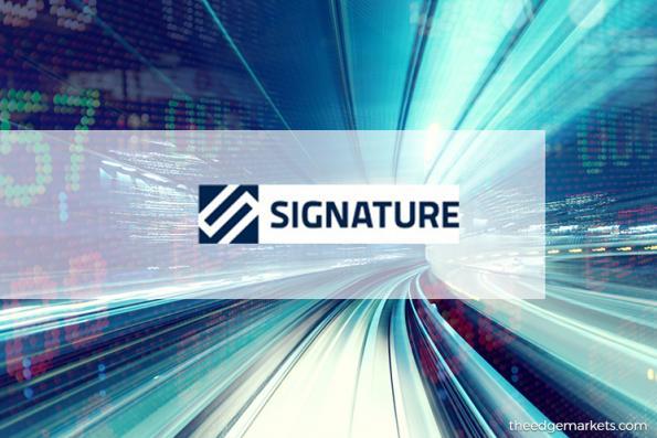 Stock With Momentum: Signature International Bhd