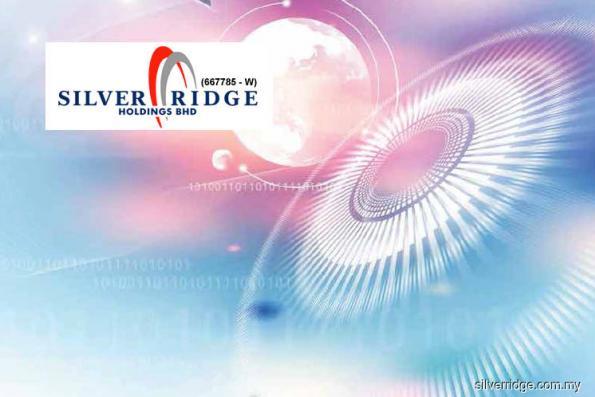 Samsudin Abu Hassan is now chairman of Silver Ridge