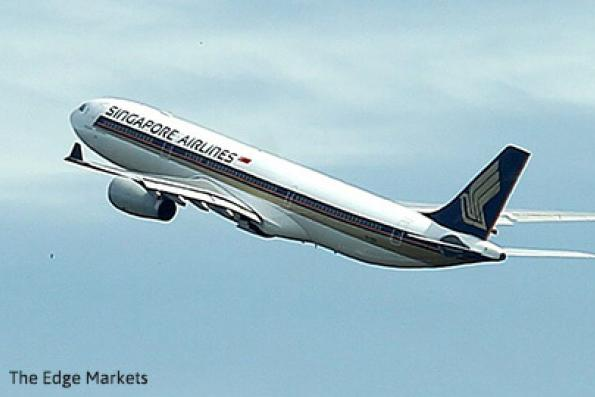 SIA orders planes worth US$13.8 bil from Boeing