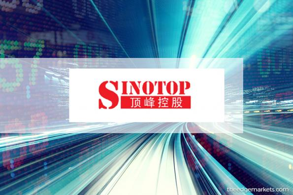 Stock With Momentum: Sinotop Holdings