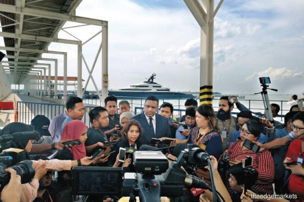 Malaysia turns to veteran maritime litigator to claim Equanimity