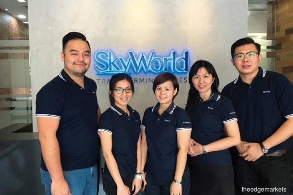 SkyWorld returns for a second year with added confidence