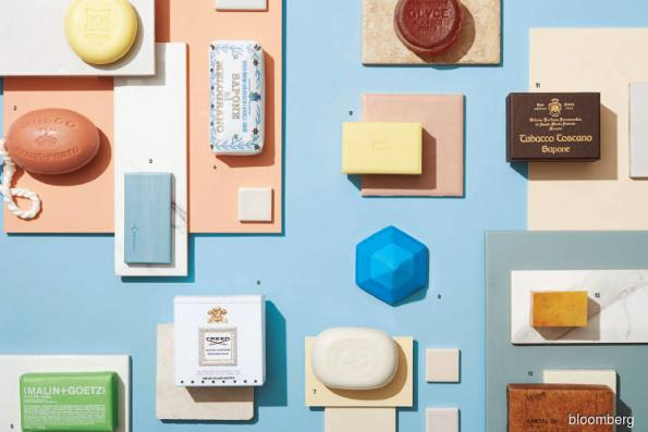 Want more luxury in your life? Try soap