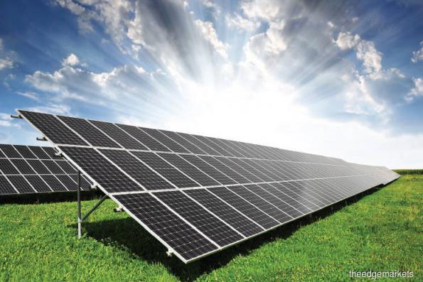 Pushing for more solar power