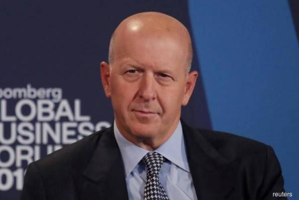 Goldman CEO Says He's 'Personally Outraged' by 1MDB Scandal