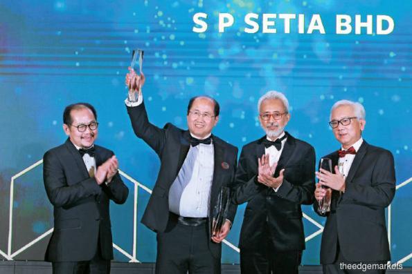 S P Setia is Malaysia's top property developer