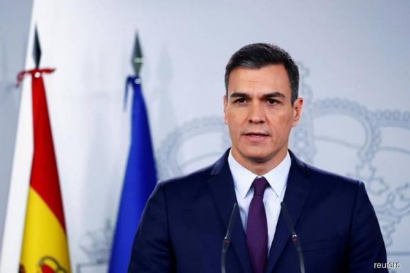 Spain's PM calls snap election for April 28