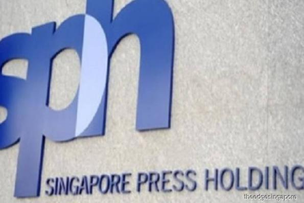 SPH posts 64% rise in 3Q earnings to S$47m on lower impairment charges