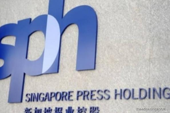 SPH FY18 earnings fall 20% to S$281 mil on absence of divestment gain